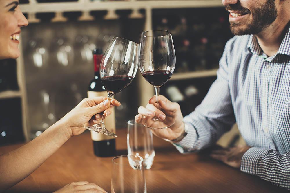 4 Sterne Hotel Albona Ischgl - erlesene Weine