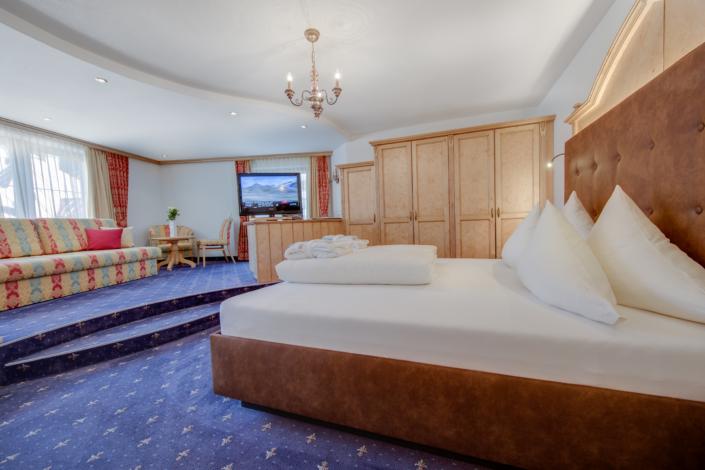 4 Sterne Hotel Albona Ischgl - Junior Suite