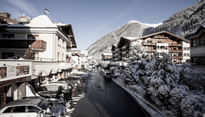 4 Sterne Hotel Albona Ischgl - Winter