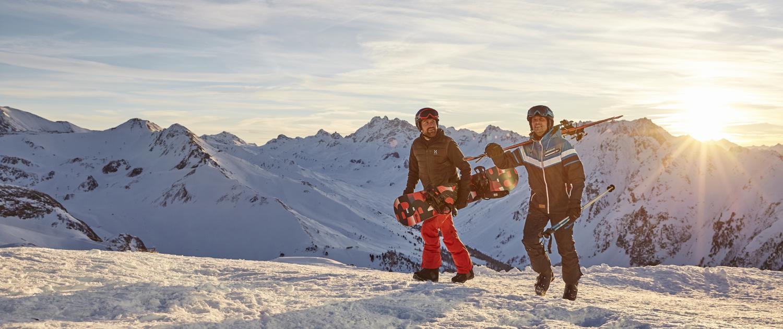 4 Sterne Hotel Albona Ischgl | Winterurlaub