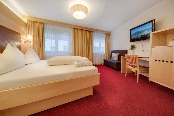 4 Sterne Hotel Albona Ischgl - Doppelzimmer