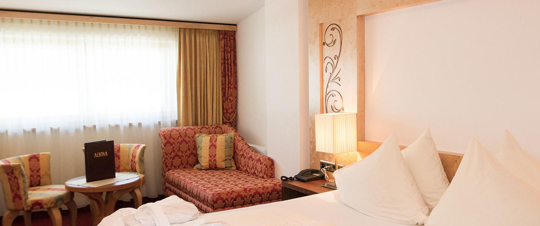 4 Sterne Hotel Albona Ischgl - Komfort Doppelzimmer