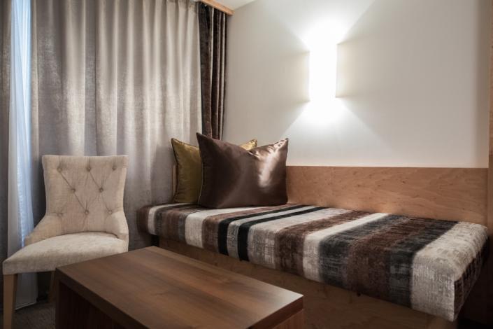 4 Sterne Hotel Albona Ischgl - Deluxe Doppelzimmer