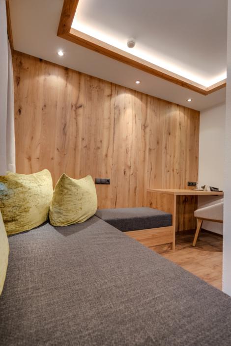 4 Sterne Hotel Albona Ischgl - Einzelzimmer