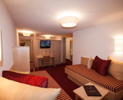 4 Sterne Hotel Albona Ischgl - Standard Suite