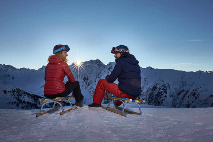 H4 Sterne Hotel Albona Ischgl - Winterurlaub