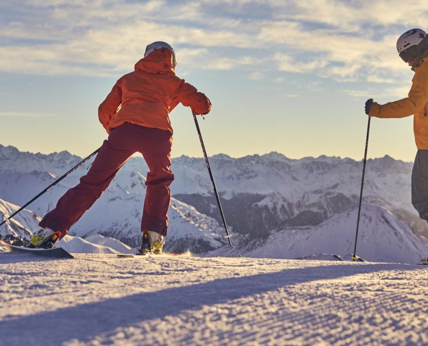 4 Sterne Hotel Albona Ischgl - Winterurlaub